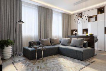 להתאים שטיח לסלון